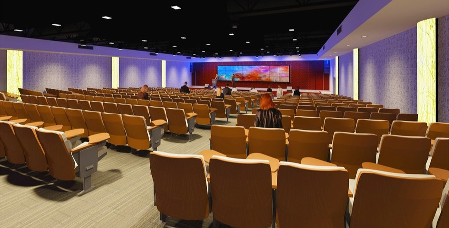 Grambling State University Auditorium