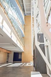 Forensic Sciences Center Interiors