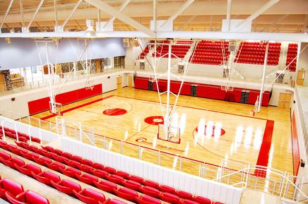 Minden High School Gym