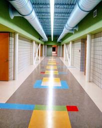 Miinden High School Classroom Wing