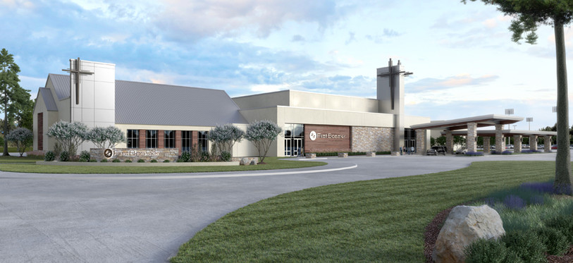 First Bossier Future Rendering