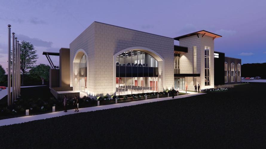 DeSoto Parish School Board Night Rendering