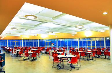 Minden High School Cafeteria
