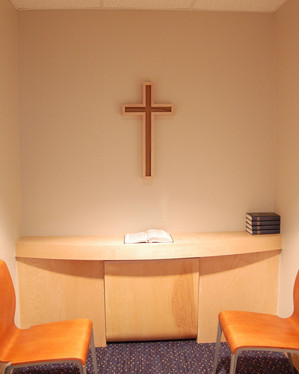 Chapel Prayer Room