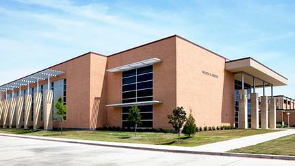 Angelina College Health Careers Building