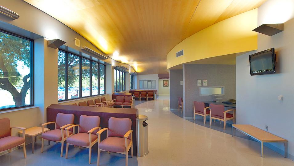 Louisiana State University Medical Center Emergency Room Renovation
