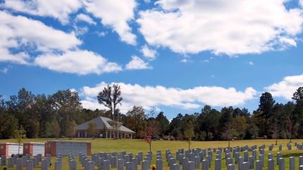 Caddo Parish War Veteran's Cemetary