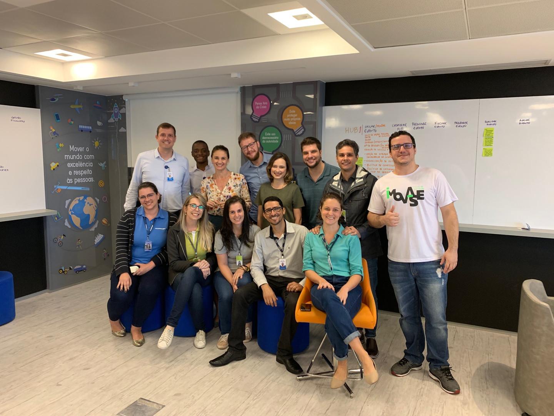 Grupo Águia Branca - Concurso de Inovação no ES