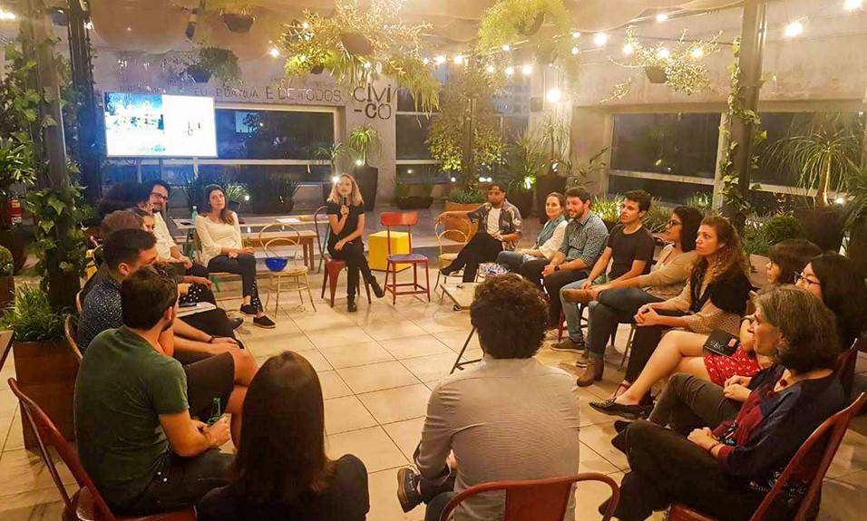 Civi-co - Projeto para o coworking de impacto social