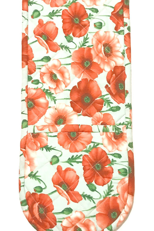 Poppies Pot Holders