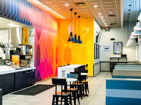Taco Bell Cantina Brings the Vibes with H+ Creative Fam