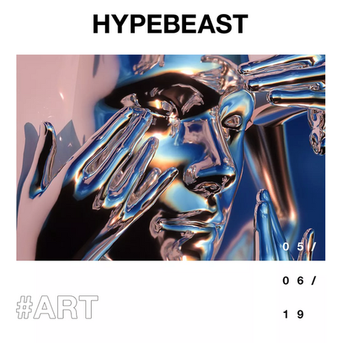 FVCKRENDER FEATURED ON HYPEBEAST