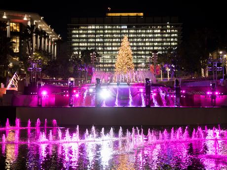H+ Creative at Grand Park's Winter Glow