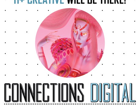 JOIN H+ Creative at LeBook Connections Digital - Virtual Convention!