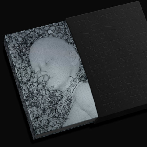 Backing FVCKRENDER's Surrealista Monograph Book