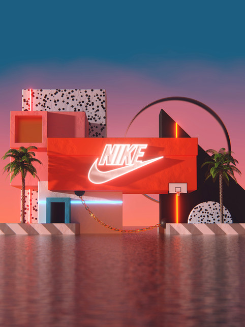 Nate Rodriguez-Vera designs for Nike