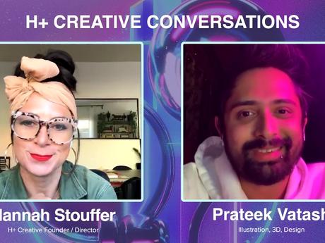 H+ Conversations: Prateek Vatash