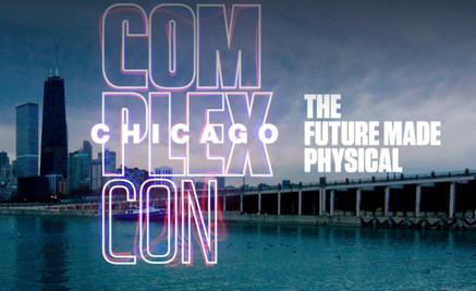 H+ Creative comes to ComplexCon Chicago
