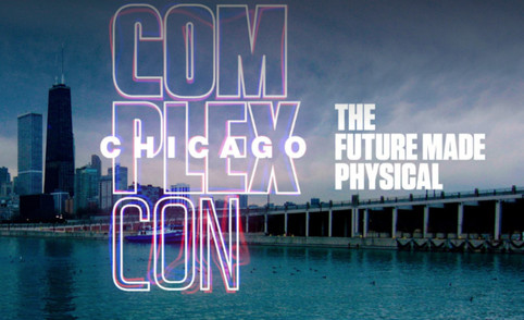 H+ Creative comes to ComplexCon Chicago