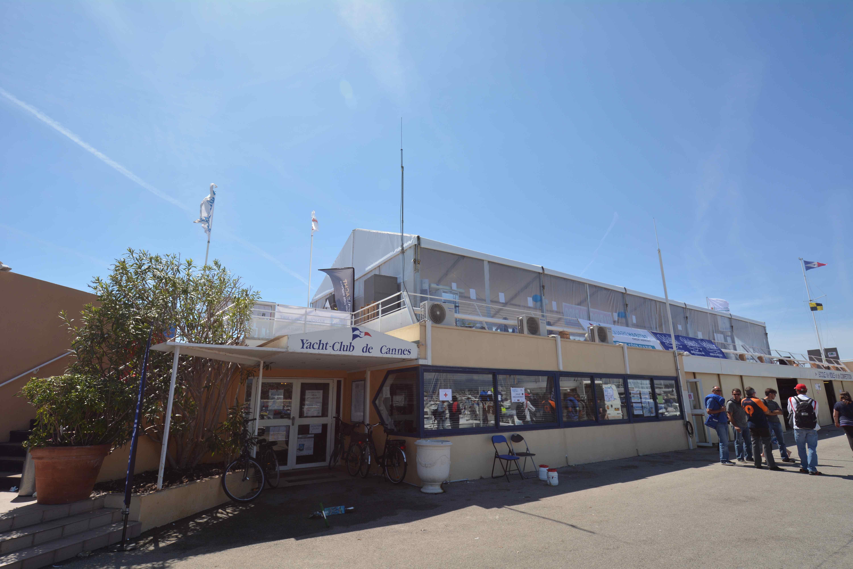 Le Yacht Club de Cannes