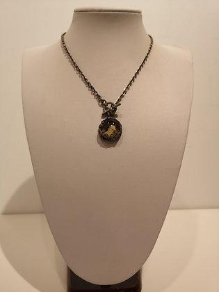Collier avec pendentif vintage