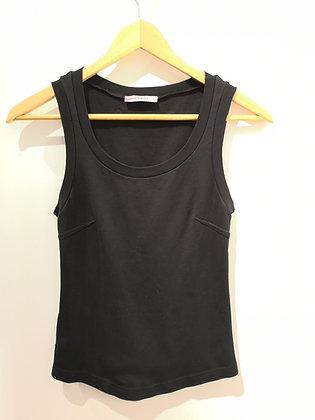 PRADA - T-Shirt sans manches cintré - S