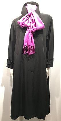 OLSEN - Trenchcoat noir - 8