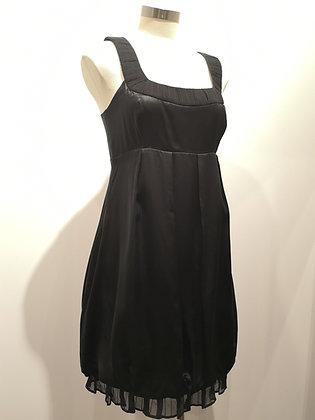 ARMANI EXCHANGE - Robe soie noire - 6