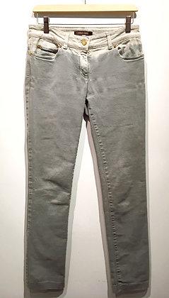 ROBERTO CAVALLI - Jeans gris - 40