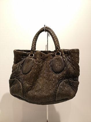 PRADA - Superbe sac cuir