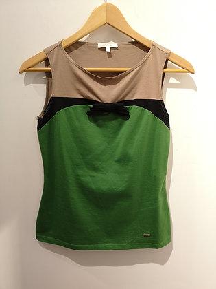 PAULE KA - T-Shirt sans manches cintré - S