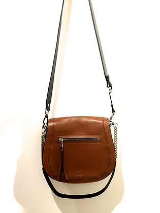 RUDSAK, sac à main cuir (neuf)