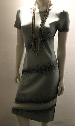 Ports 1961, robe grise (maille), M