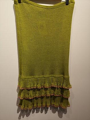 BETSEY JOHNSON jupe en tricot, M