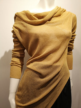 SARAH PACINI - Tricot en maille - one size