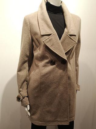 COVET - Manteau beige - M