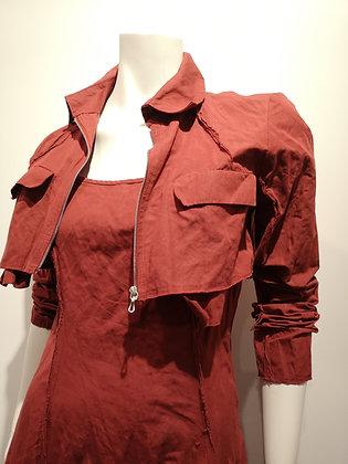 SARAH PACINI - Ensemble robe & veston XS