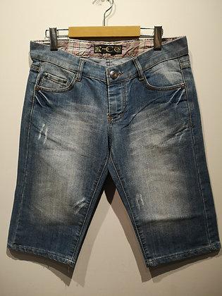 ROBERTO CAVALLI - Short jeans - 32