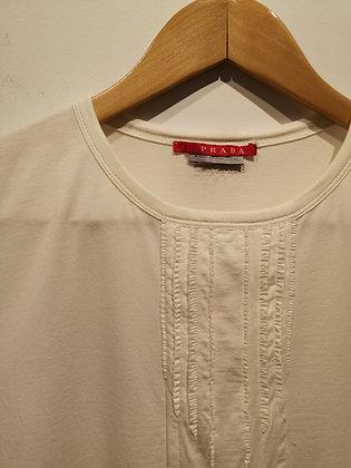 PRADA - T-Shirt manches courtes - M