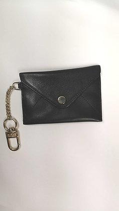 AIMÉE KESTENBERG, porté monnaie et clés, cuir
