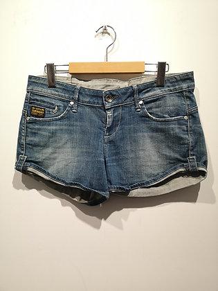 G-STAR - Mini short jeans - 28