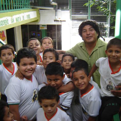 El Salvador 7 - Sasel