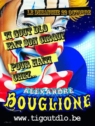 Ti Gout Dlo a fait son cirque