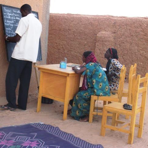 Niger 55 - Adjangafa
