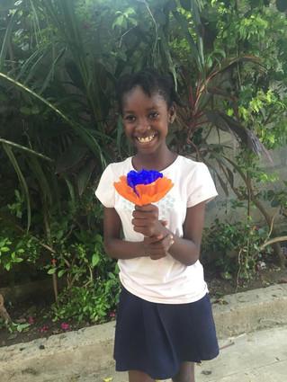 Séjour en Haïti de Dominique de Broqueville août 2019