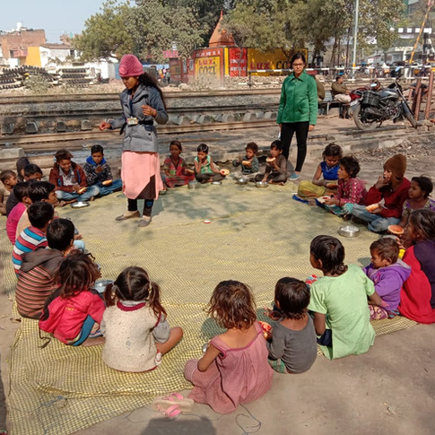 India 68 - Durf in Varanasi