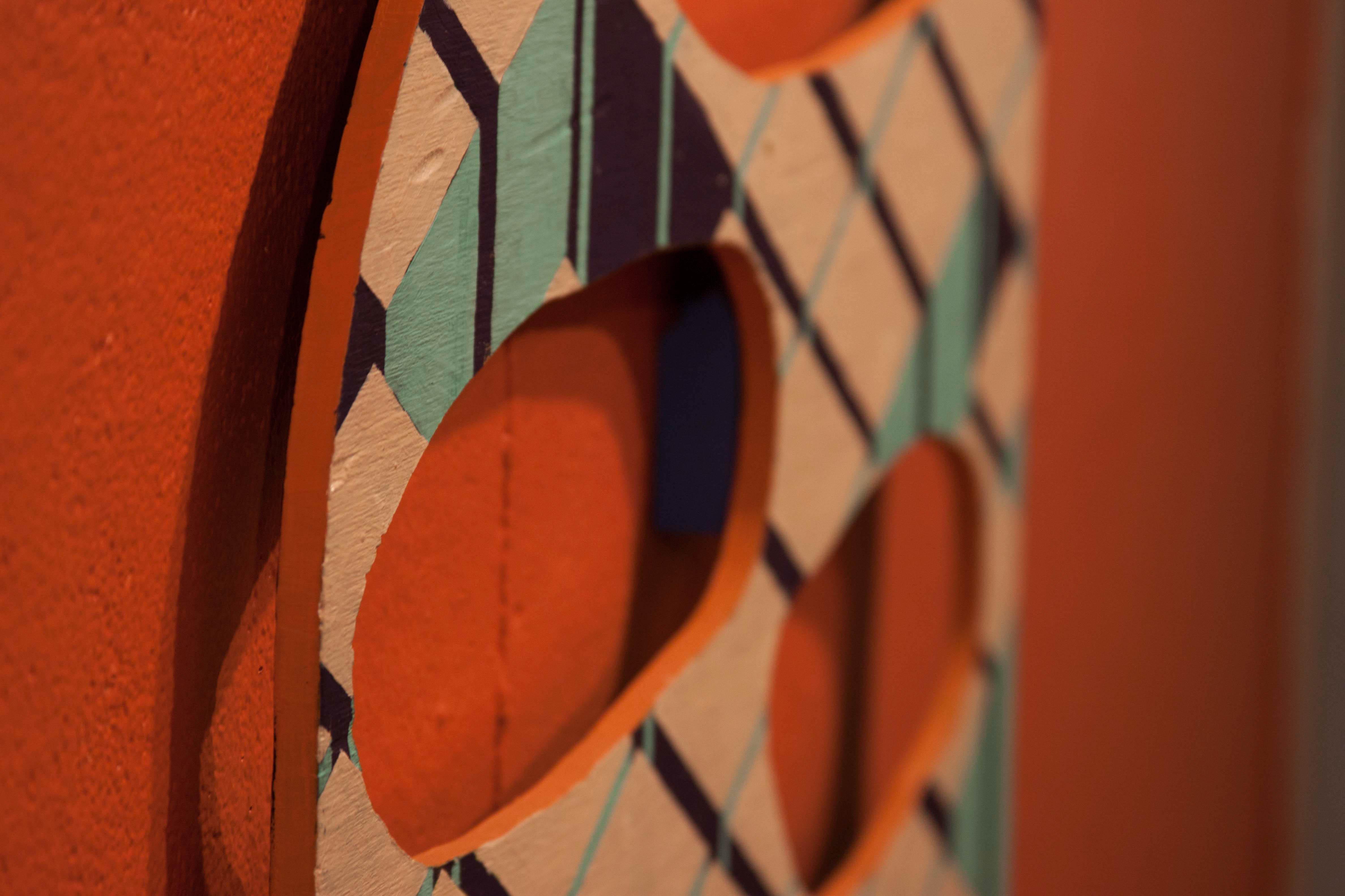 Object 4 side detail.