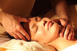 chinese hoofd nek schoudermassage