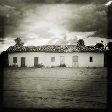 A traditional house of the brazilian Sertão (hinterland).