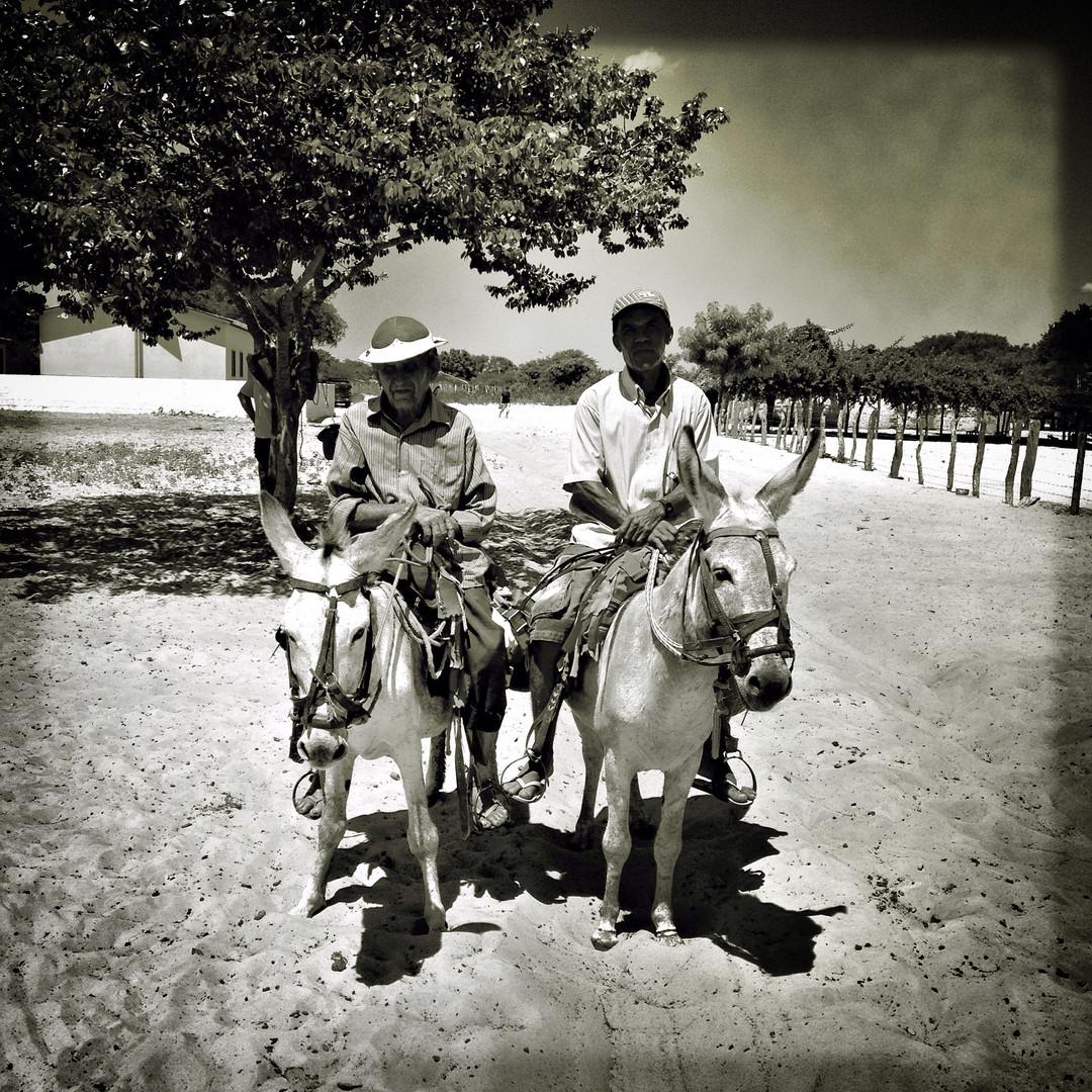 Way of transportation in the Bréjo.